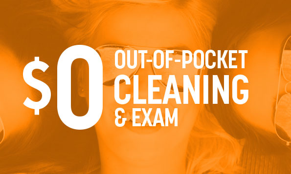 special offer on out-of-pocket teeth cleaning