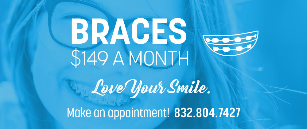 special offer on braces