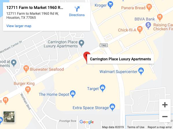 lovett dental jersey village area google map